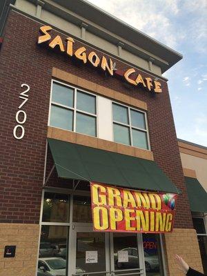 Saigon Cafe Menu Atlanta